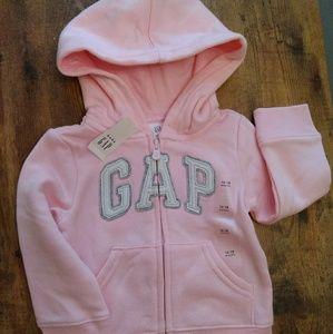 NEW baby Gap hoodie